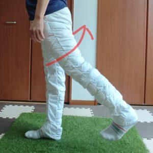 股関節の伸展