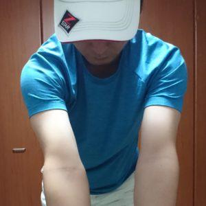 肩の回転4