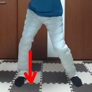 股関節の動き1
