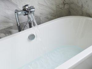 静的ストレッチはお風呂上がりが最適