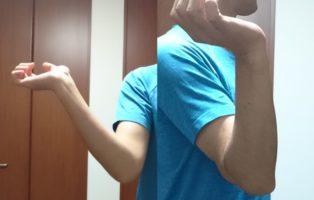 右腕の動き1