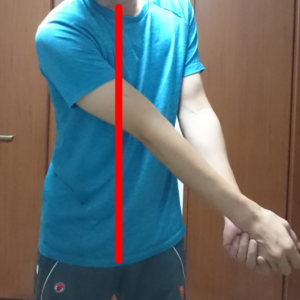 右腕の動き5