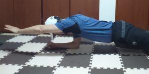 ゴルフの為の体幹トレーニング4