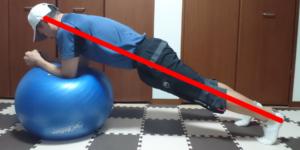 ゴルフの為の体幹トレーニング8