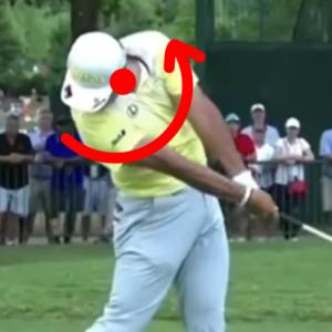 ゴルフの為の上半身トレーニング