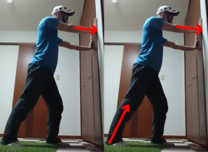 地面反力を大きく使う動きを身につけるコンテクスチュアルトレーニング④