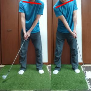1ヤードアプローチの練習方法①